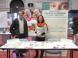 Stand France Alzheimer Aveyron