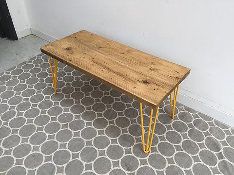 Hairpin Leg Coffee Table.Hairpin Leg Coffee Table