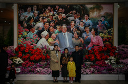 The Pyongyang Flower Festival