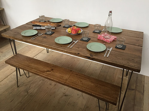 Wide Kitchen/Dining table - Eathy Natural