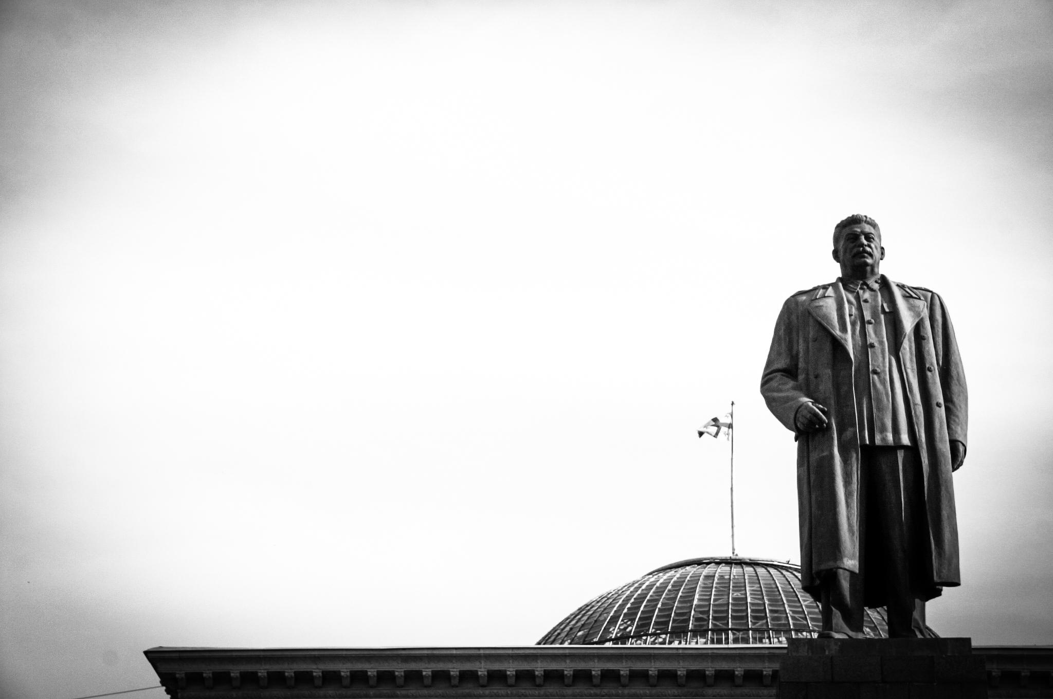 Statue of Joseph Statlin
