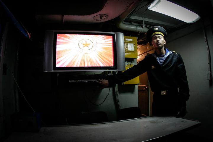 Abord USS Pueblo