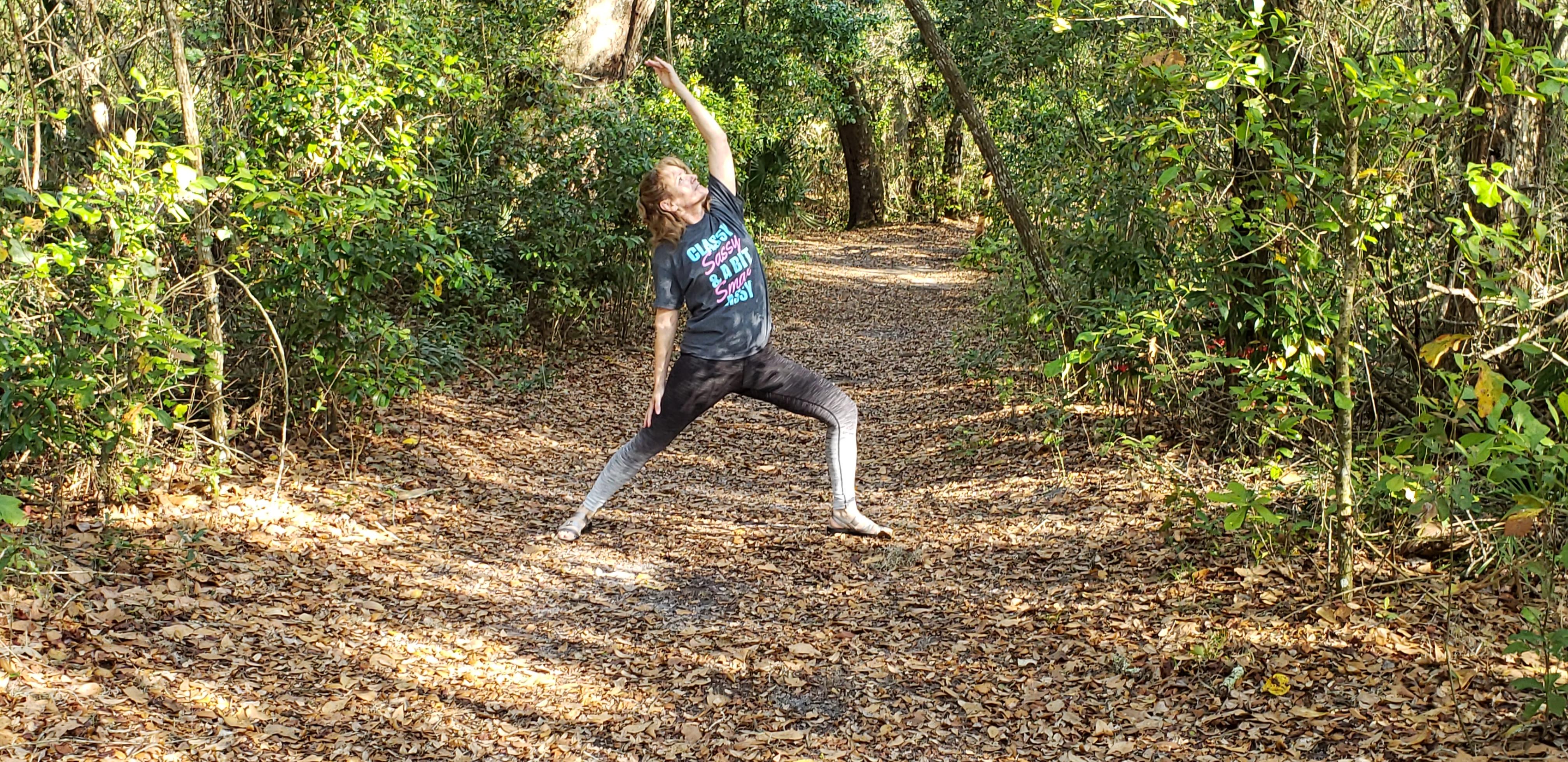 Mindful Yoga Flow (Zoom)