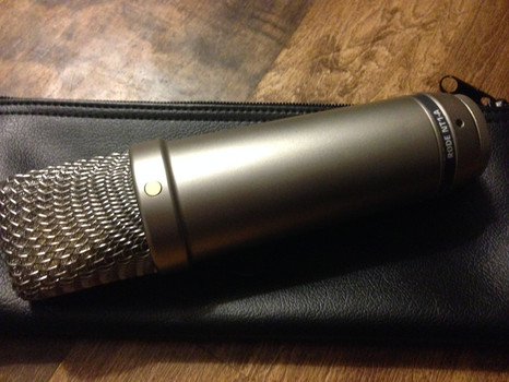 GEAR HAUL: New Rode Mic!
