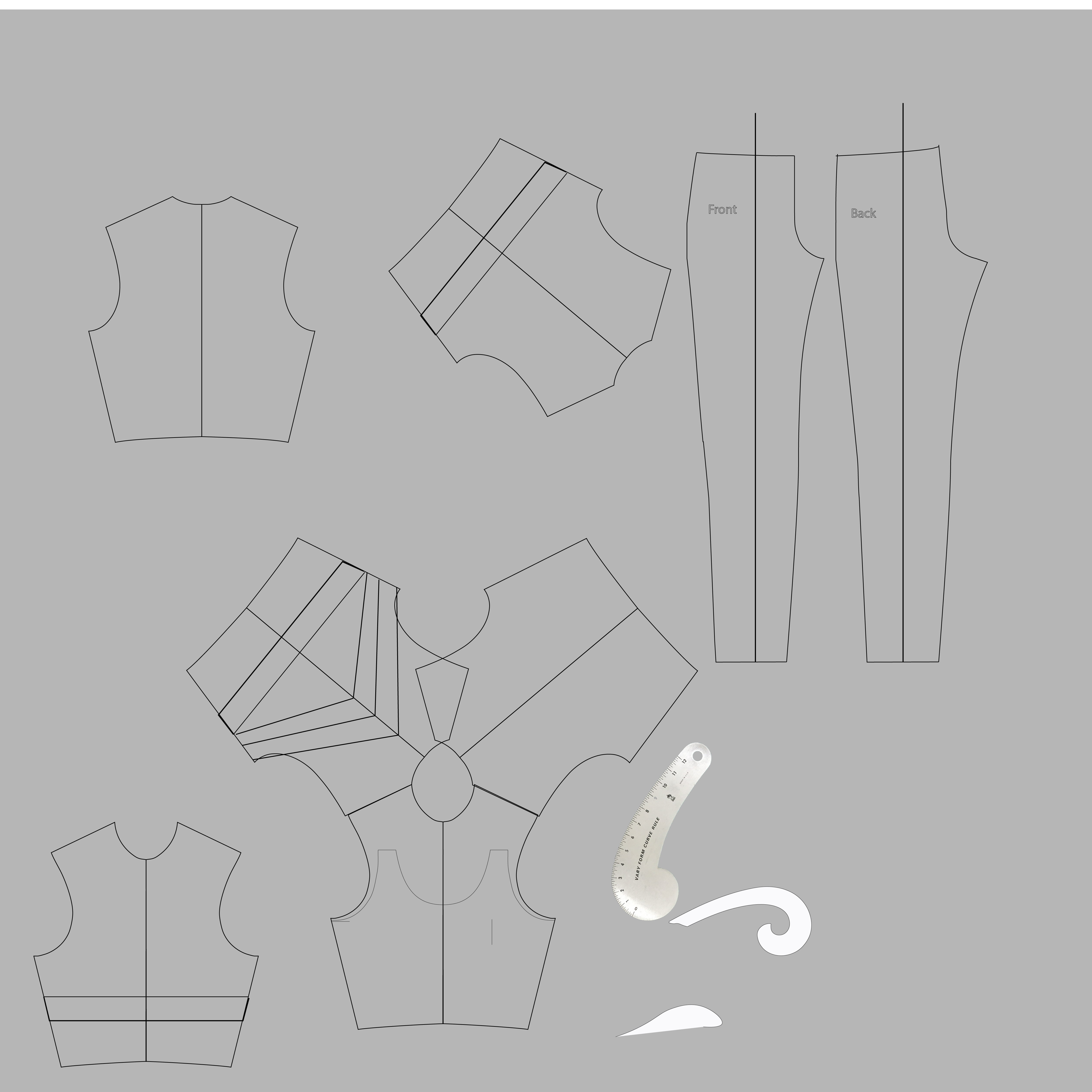 Bra Design