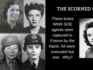 WWII's Most Dangerous Job: SOE Courier