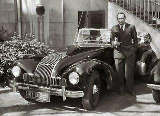 Dusko Popov in 1947.