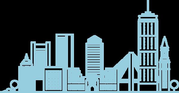 Illustration of Boston skyline
