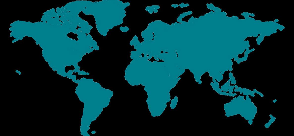 World map imag