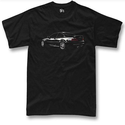 Bimmer E46 m3 330 bavarian t-shirt