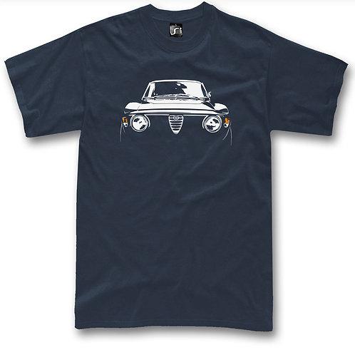 Alfa Romeo Junior GT GTA fans t-shirt