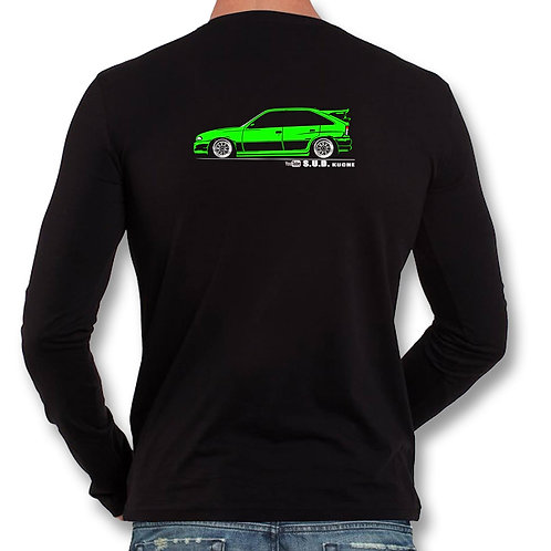 SUD Kadett E RWD Langarm t-shirt