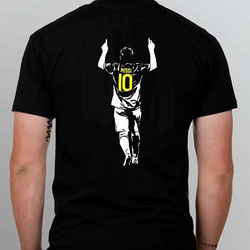 Lionel Messi The Perfect 10 t-shirt