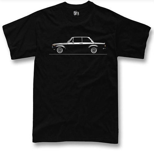 BMW 2002 fans t-shirt