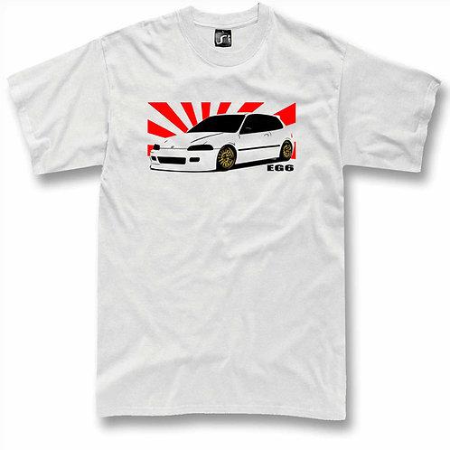 Civic EG6 t-shirt