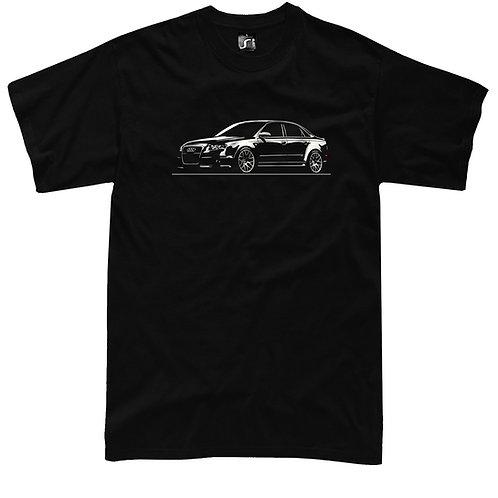 Audi RS4 B7 t-shirt
