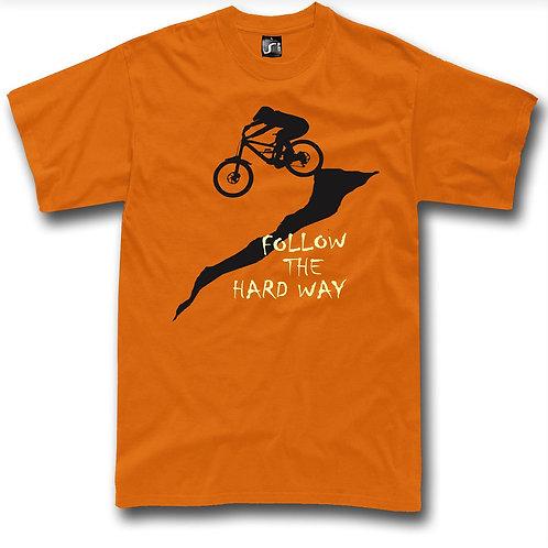 Cycling t-shirt Downhill Trial