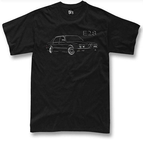 Bimmer E28 t-shirt