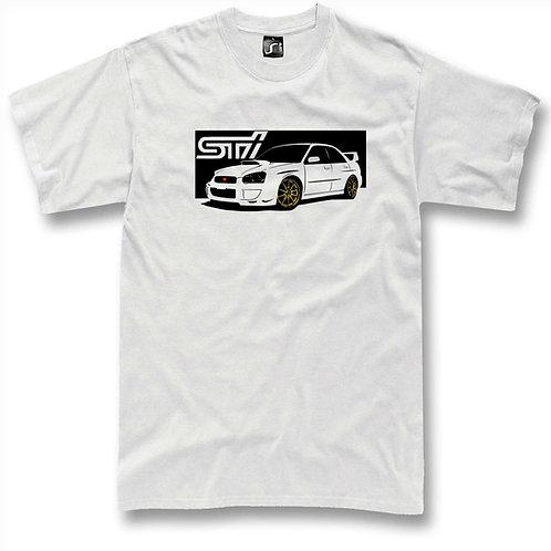 Subie STi GD t-shirt