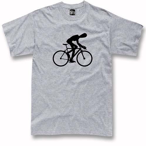 Cycling Puppet t-shirt