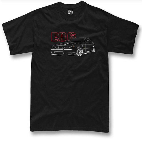 Bimmer E36 t-shirt