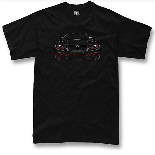 Bimmer M4 F82 t-shirt