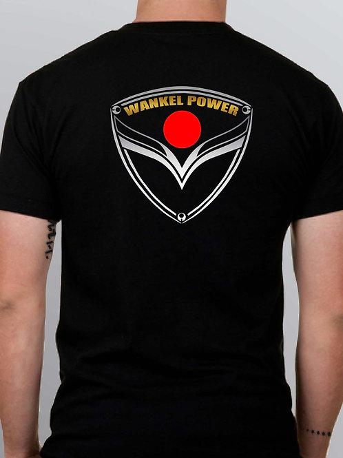 Wankel Vector logo t-shirt