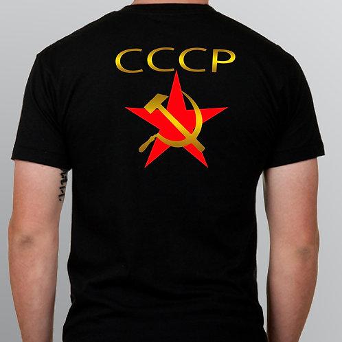 CCCP Russia t-shirt