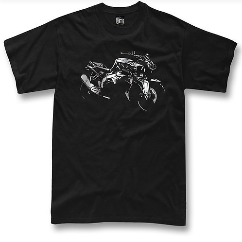 Bimmer Motorcycle Super Sport K1300S K1200S  t-shirt