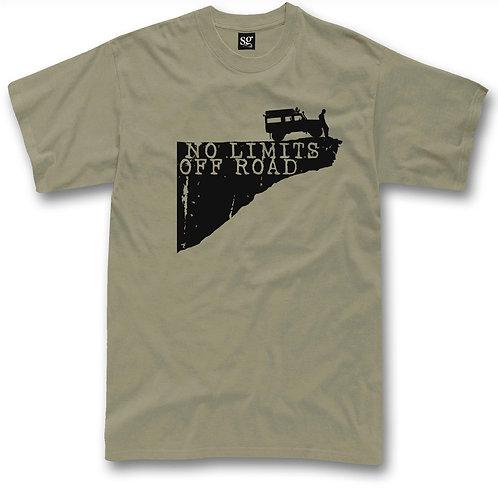 Off Road 4X4 Climb jeep t-shirt