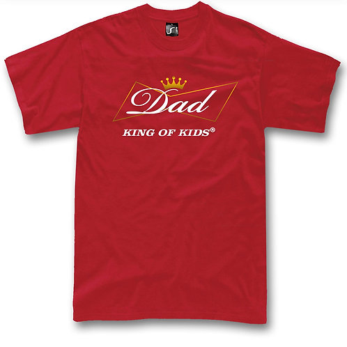 Bud funny daddy t-shirt