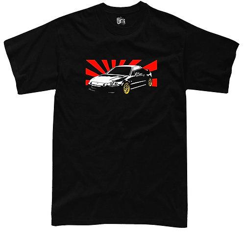 Honda Cr-x Del Sol t-shirt