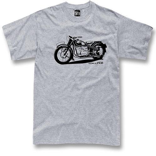 Bimmer Classic Motorcycle R71 t-shirt