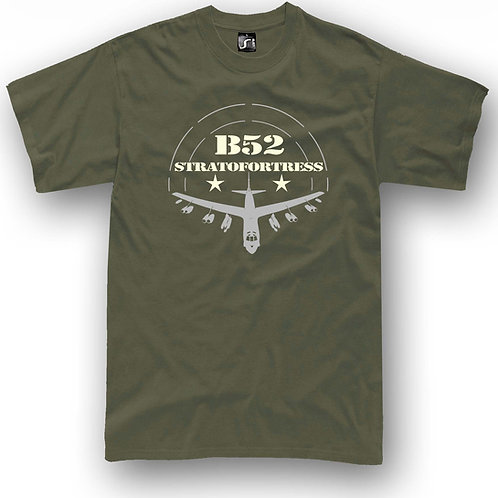 B52 Stratofortress Bomber t-shirt