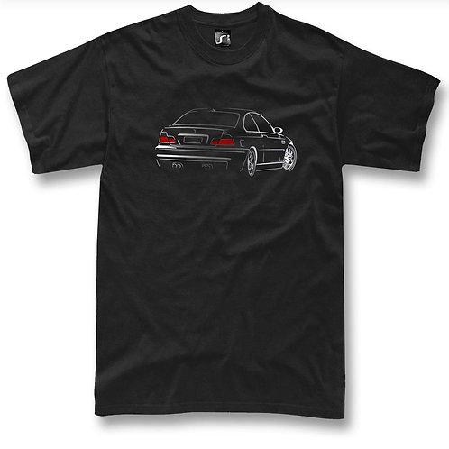 Bimmer M3 E46 t-shirt