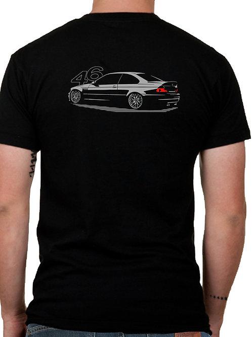BMW M3 E46 fans t-shirt