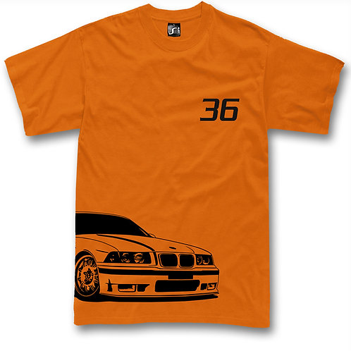 BMW E36 Fans New t-shirt