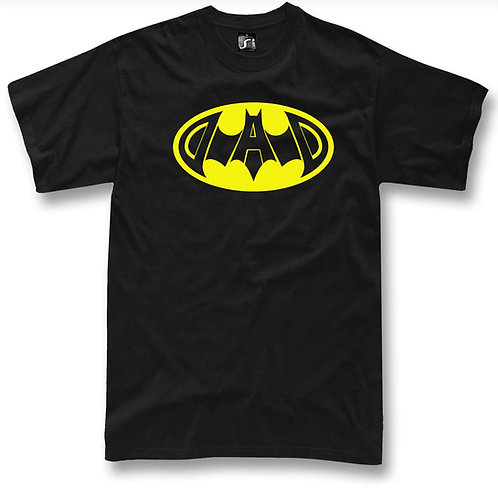 Batdad funny dad t-shirt