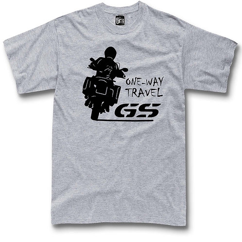 GS 1200 1150 1250 boxer One Way Travel t-shirt