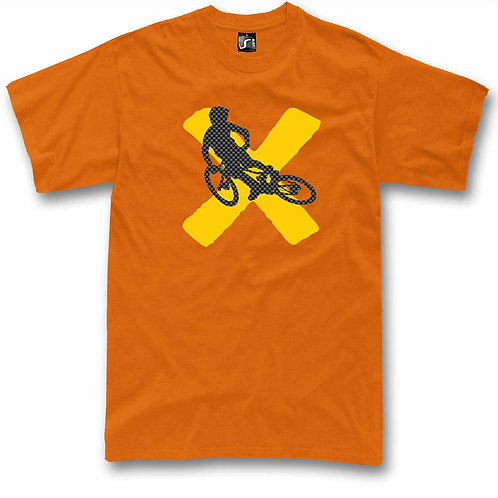 BMX t-shirt Jump skill