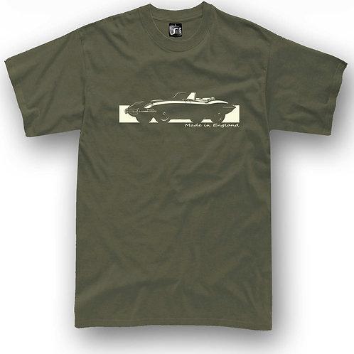 E-Type Classic t-shirt