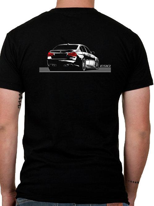BMW E90 fans t-shirt