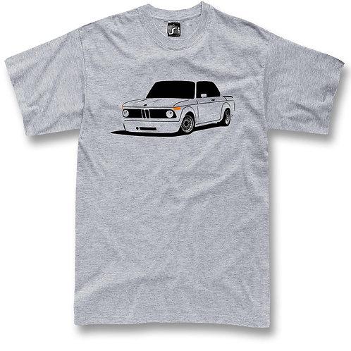 Bimmer 2002tii 1602 1802 02 classic t-shirt