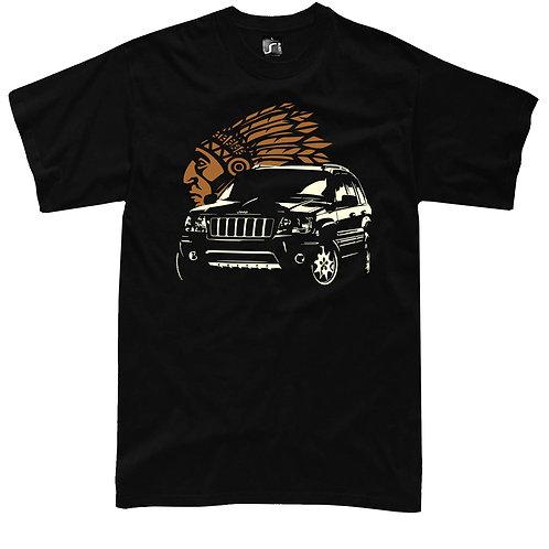 Jeep Grand Jerokee WJ t-shirt
