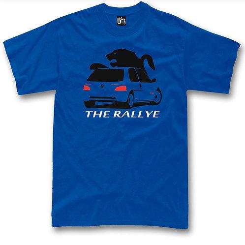 Peugeot Rallye 106 t-shirt