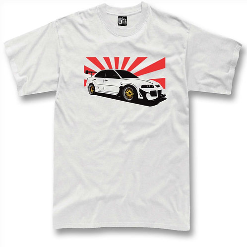 EVO VI drift  t-shirt