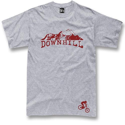 Cycling t-shirt Downhill