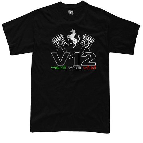V12 Maranello t-shirt