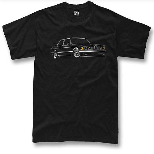 Bimmer E21 t-shirt