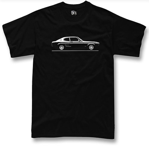 Ford Capri Mk1 t-shirt black